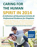 Caring for the Human Spirit 2014. Thumbnail of PDF book.